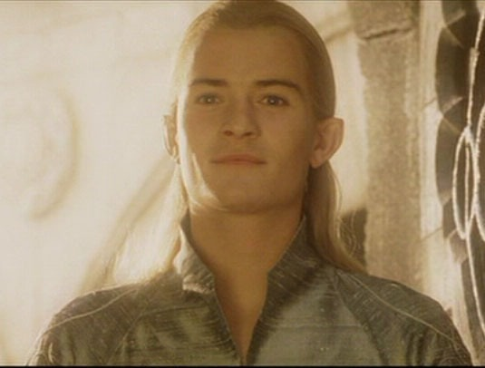 Legolas Lord Of The Rings Smile The Lone Star State of...