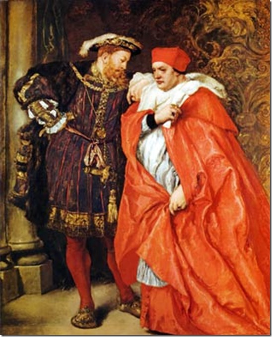 wolsey and henry viii Wolsey and the church - henry viii and cardinal wolsey 1509–29 - the religious revolution 1517–64 - the reformation: a history of european civilization from wycliffe to calvin, 1300 - 1564 - by will durant.
